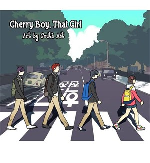 CHERRY BOY, THAT GIRL
