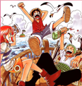 One Piece - Digital Colored Comics